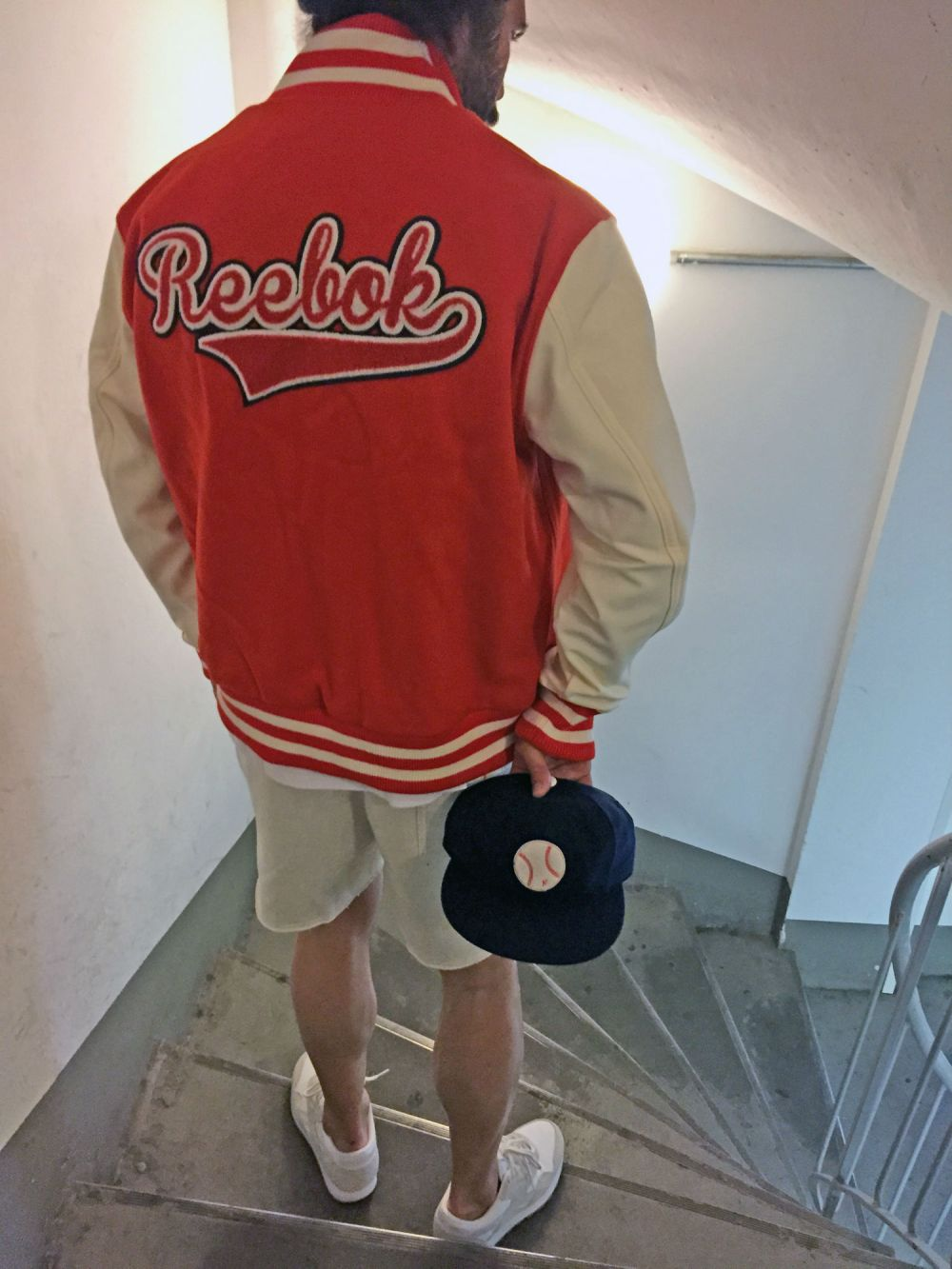 reebok x maison Kitsune capsule Baseball Collection