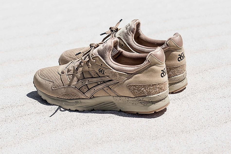 "ASICS Tiger GEL LYTE V x monkey time ""SAND LAYER"""