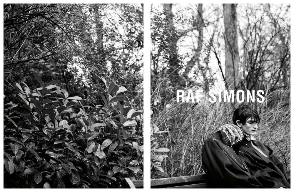 Raf Simons Spring-Summer 2016 Campaign