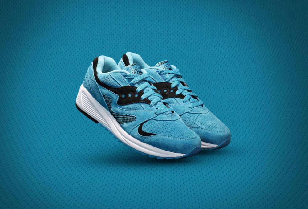 saucony originals grid 8000 premium teal
