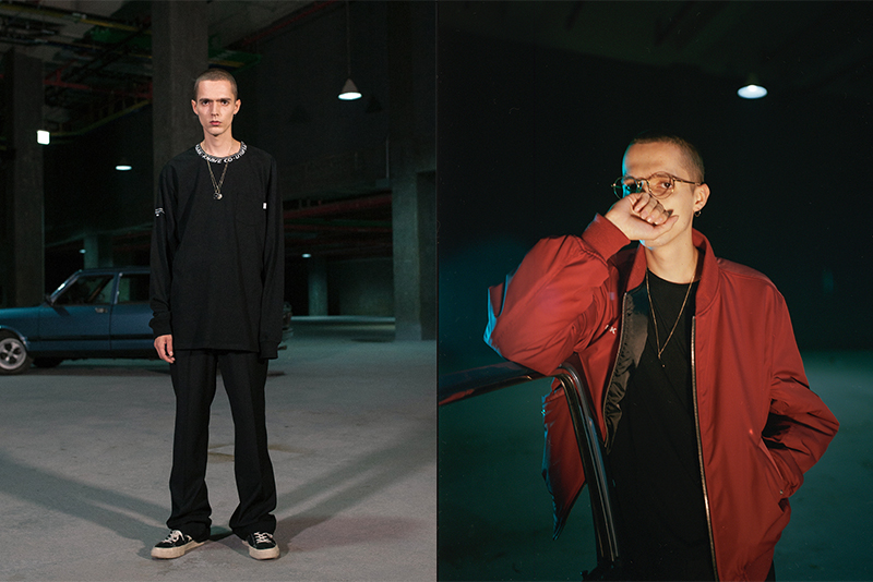 "Knave AW16 Lookbook ""Utopia"""