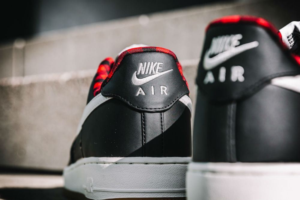 """Nike Air Force 1 '07 LV8 """"Action Red"""""""