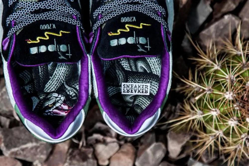 Diadora x Sneaker Freaker