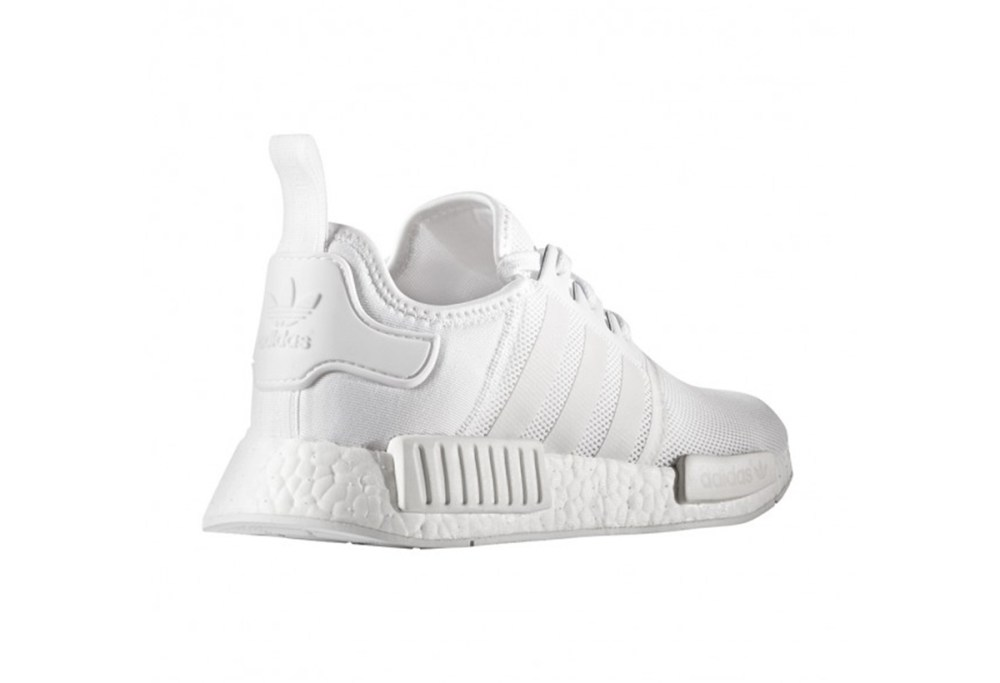 sneakers for cheap 87609 d0268 adidas Originals NMD R1 All White (Release Info) | Cult Edge