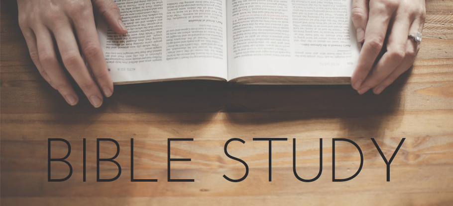 Come and Join One of Our Bible Study Groups