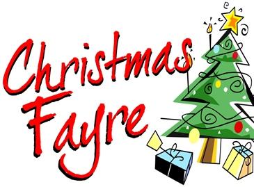Christmas Fayre 2018 – Sat 1st December