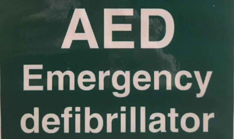 Automatic Emergency Defibrillator (AED)