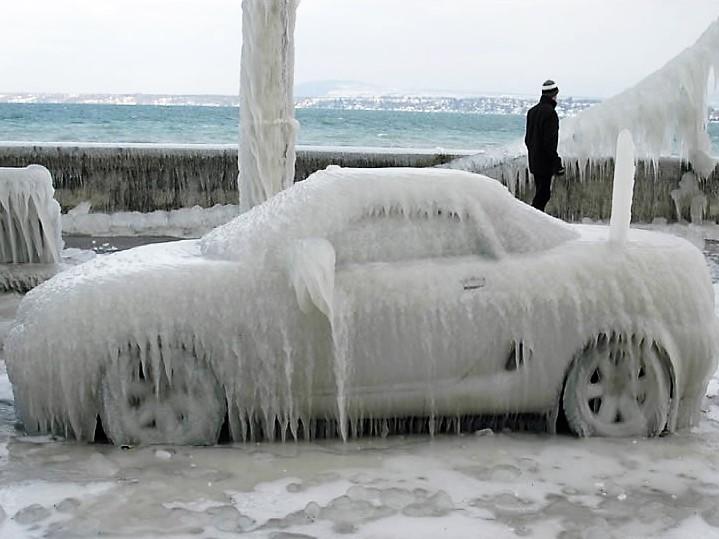 Second winter in Wisconsin