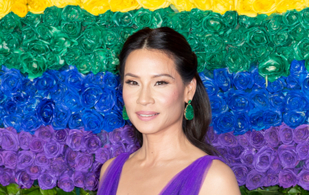 Actor and Artist Lucy Liu Showcases Virtual Art Exhibition