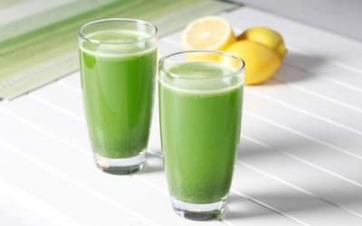Le jus persil : La boisson qui va vous faire apprécier la rentrée