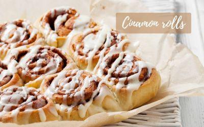 Cinnamon roll : la recette