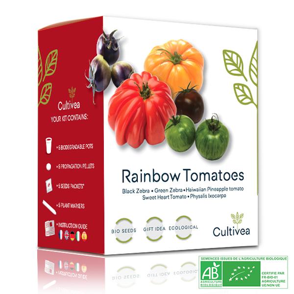 Photo présentation Mini Tomates