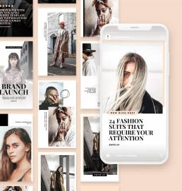 Style Social Story Template