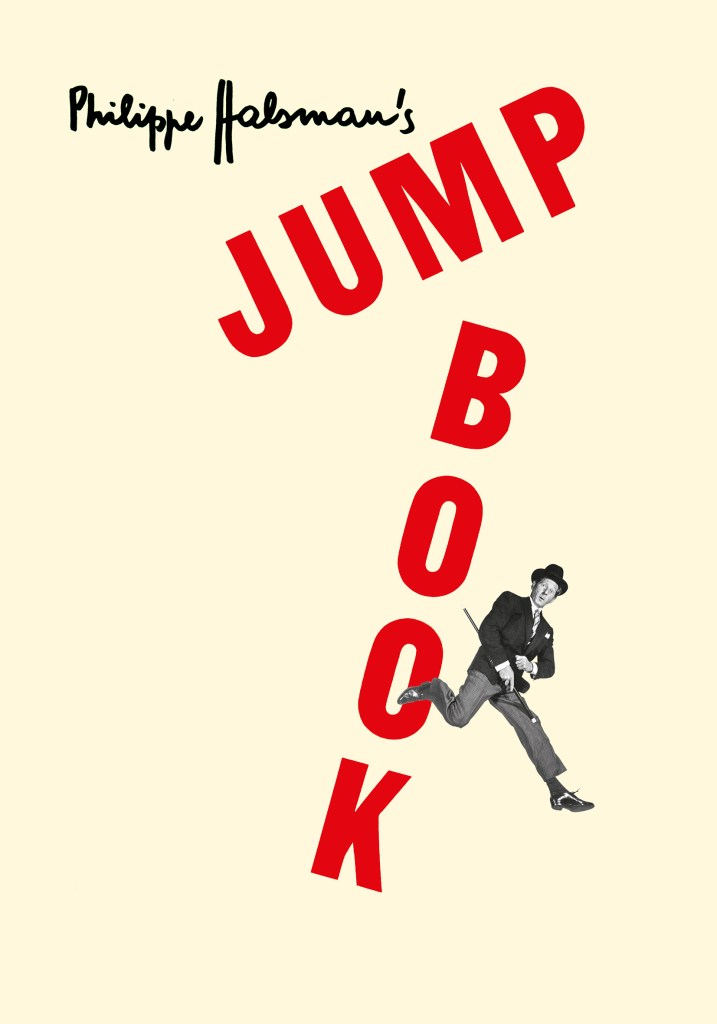 Philippe Halsman, Jump Book Cover