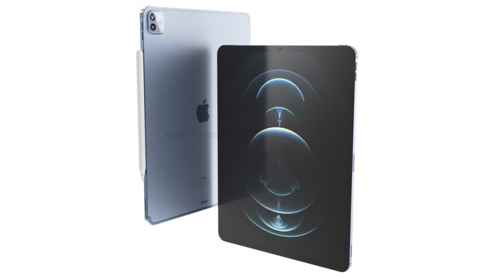 This might be the 2021 iPad Pro.