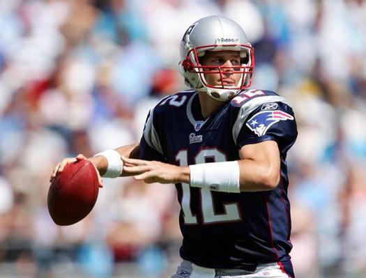 Tom Brady, Quaterback des Patriots