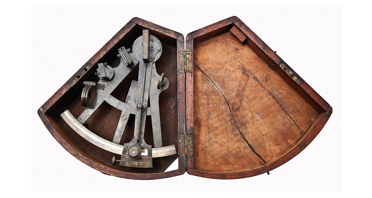 Artifact From Mignonette Shipwreck Cannibalism Case For Sale