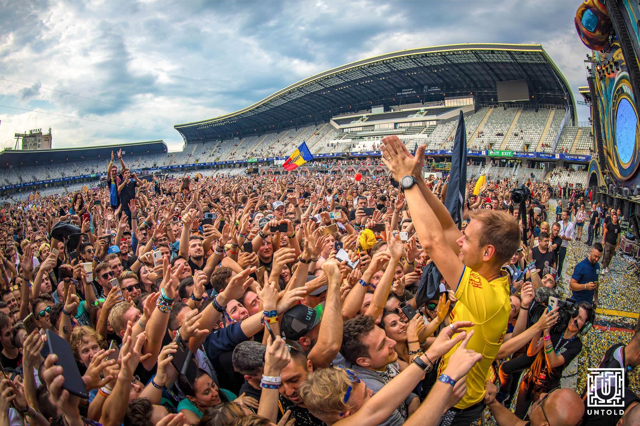 Armin van Buuren Unleashes UNTOLD 2019 Anthem 'Something New' - CULTR