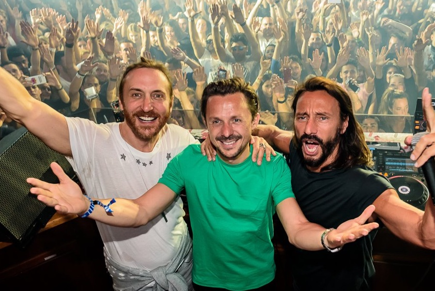 Listen: David Guetta & Martin Solveig Join On 'Thing For You
