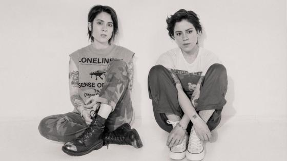Tegan and Sara: Hey, I'm Just Like You Album Review