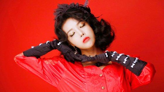 Yubin City Woman