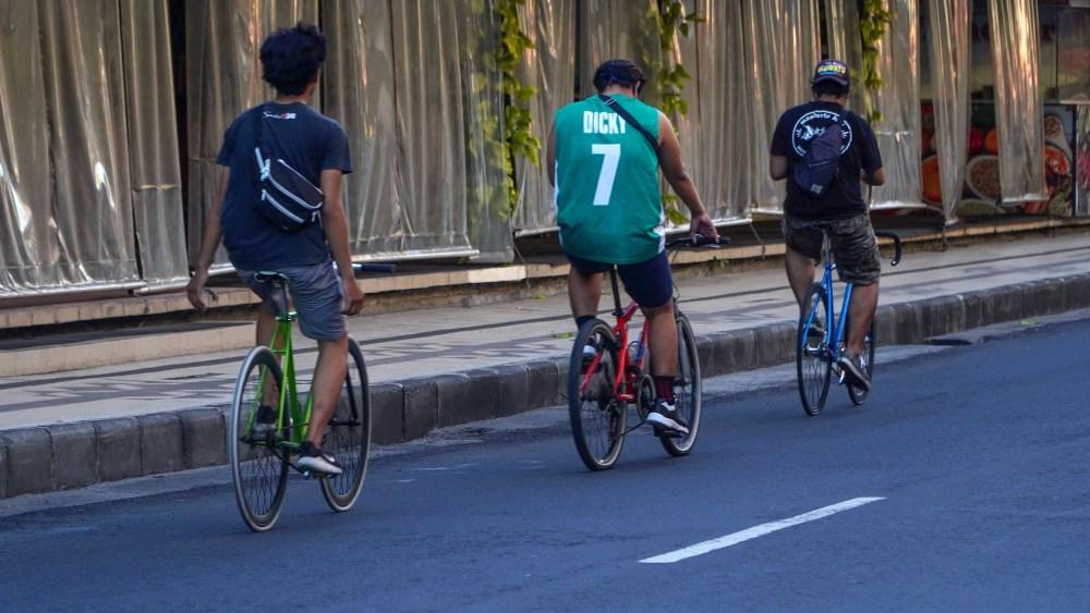 Pasang Surut Popularitas Sepeda