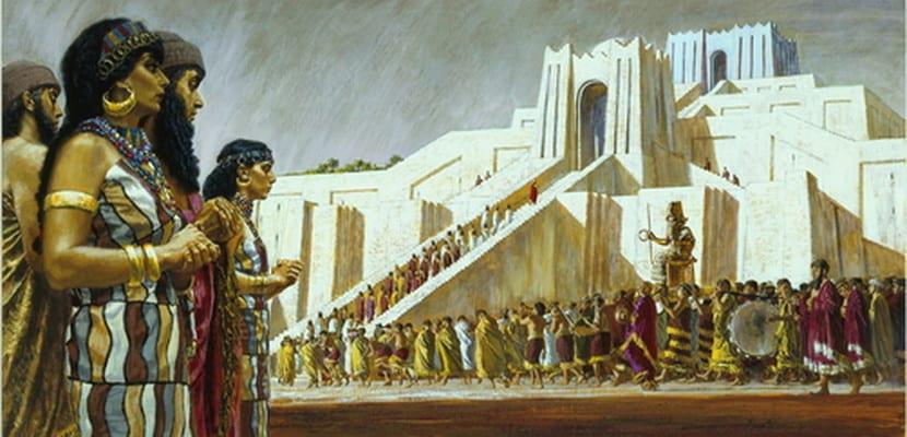 Los sumerios