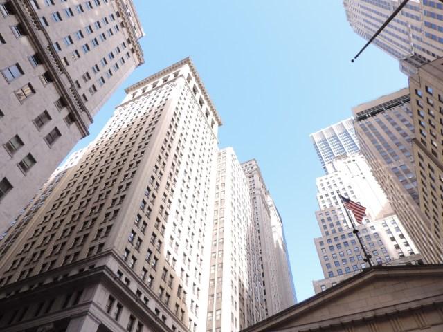 Enter New York City
