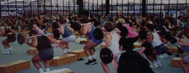 The lesser known history of Les Mills global fitness programmes