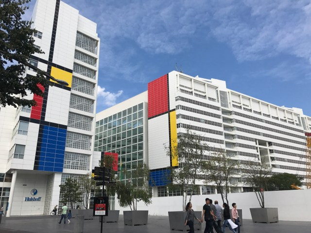 Pop Legacies: Mondriaan vs. Haring