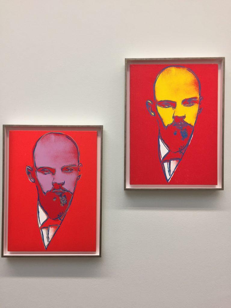 Andy Warhol' Stalin