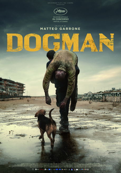 Dogman, a trip to the outskirts of Naples