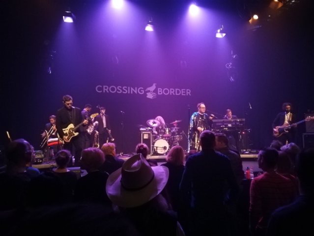 This was Crossing Border 2018
