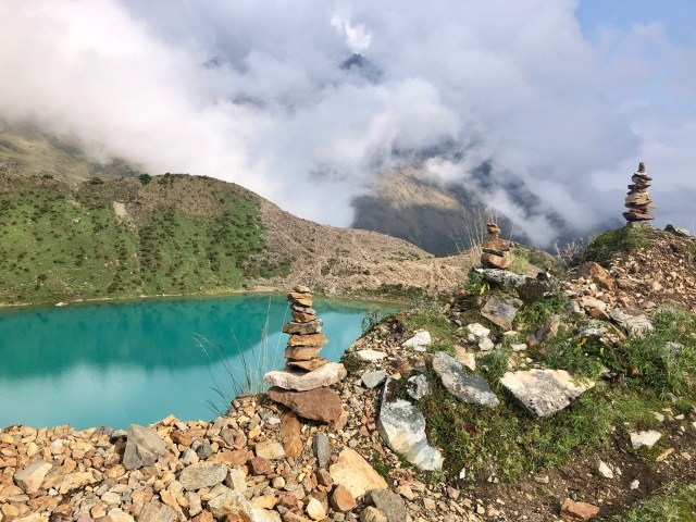The best view comes after the hardest climb: hiking the Salkantay trek to Machu Picchu