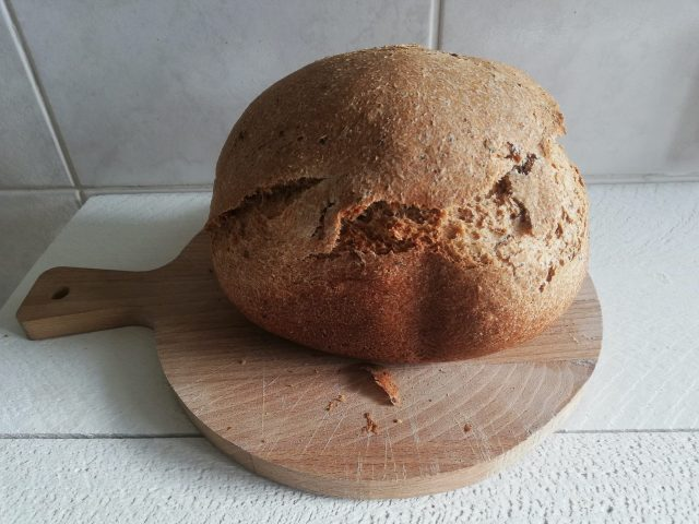 Baking 'the' bread