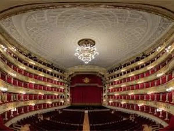 Teatro alla Scala di Milano, porte aperte il 10 ottobre