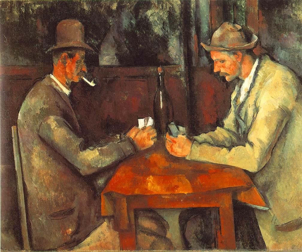 La Jornada: Cuadro de Cézanne, la obra más cara de la historia