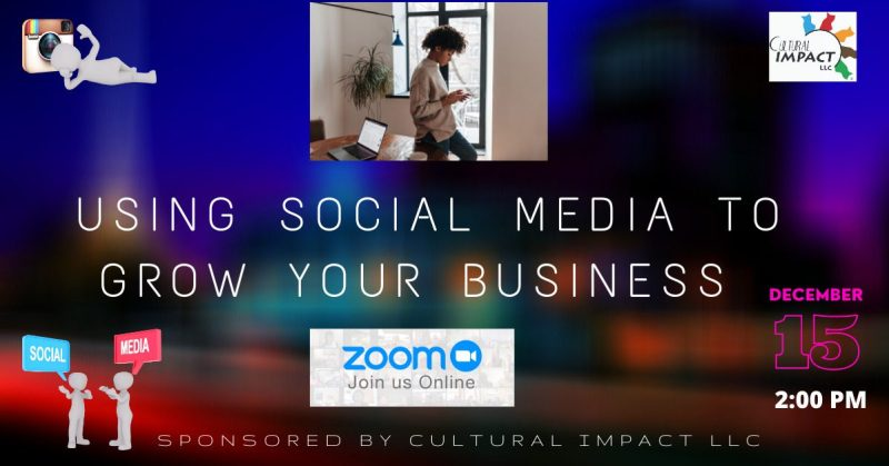 Using Social Media To Grow Your Business (3)