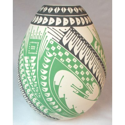 Ana Veloz Ana Veloz Mata Ortiz Pottery