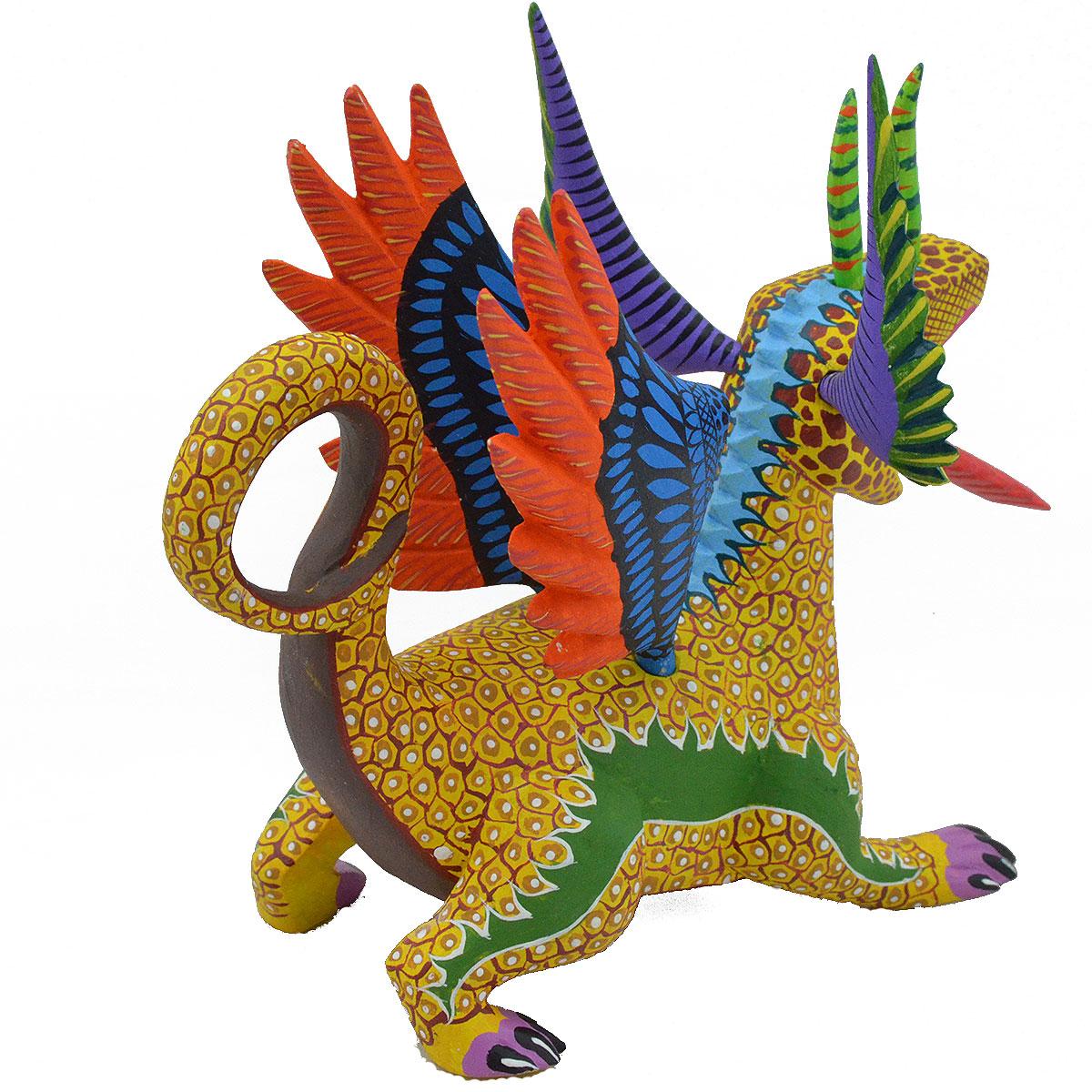 Castillo Family Medium Dragon Culturalart Org
