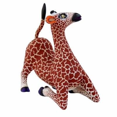 Eleazar Morales Eleazar Morales: Resting Giraffe Eleazar Morales