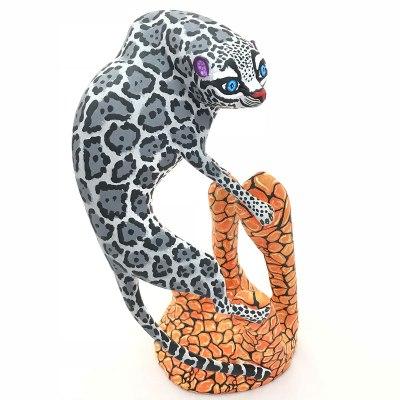 Eleazar Morales Eleazar Morales:  Gray Leopard Cats