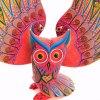 Luis Sosa Calvo Luis Sosa Calvo: Large Bright Spreadwing Owl Birds