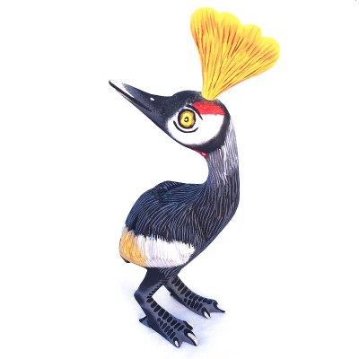 Eleazar Morales Eleazar Morales: Small Crested Crane Birds