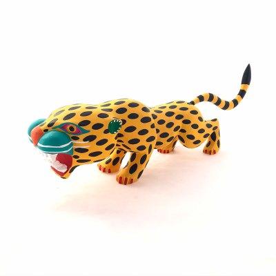 Moises Jimenez & Oralia Cardenas Moises Jimenez & Oralia Cardenas: Fierce Leopard Cats