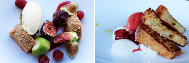 Figs & Trailside Strawberries