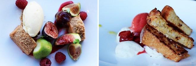 Figs & Trailside Strawberries
