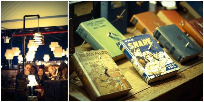 Brooklyn Night Bazaar - Books