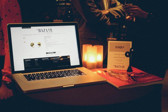 Harpers Bazaar x Free Arts NYC: A to Z Project