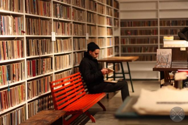 Brooklyn Art Library - Cultural Chromatics